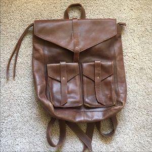 Magnolia Raven+Lily Traveler Backpack